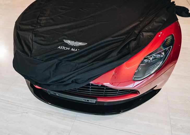 Aston Martin New Car Offers