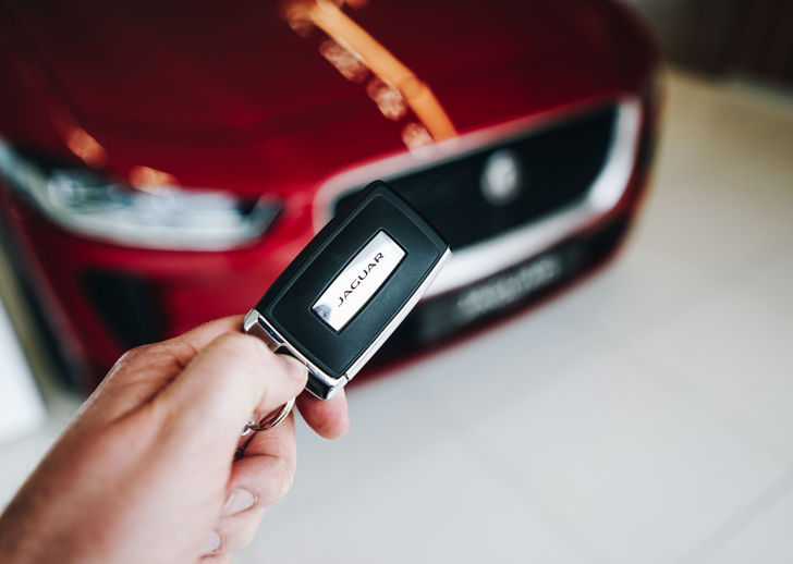 New Jaguar Cars For Sale