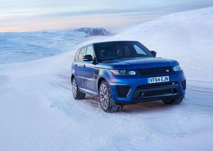 Is Your Land Rover Ready For Winter?