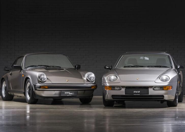 911 SC and 968 Sport Restorations