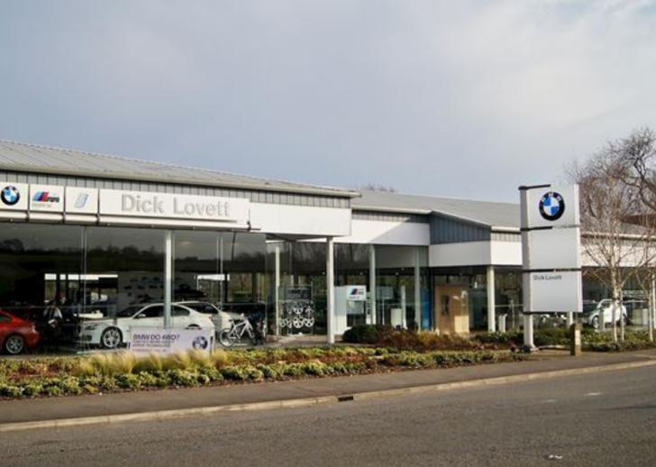 BMW Bristol Dealership