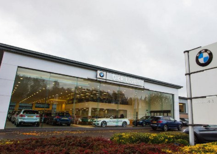 BMW Swindon Dealership