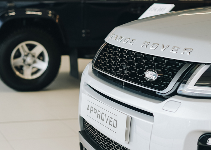Approved Used Land Rover