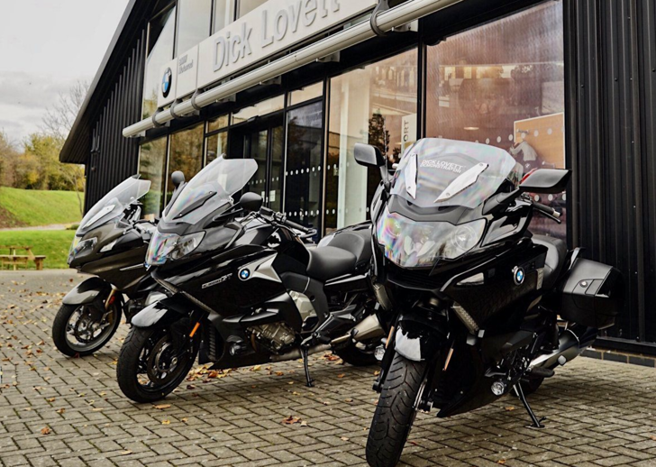 Approved Used BMW Motorbikes