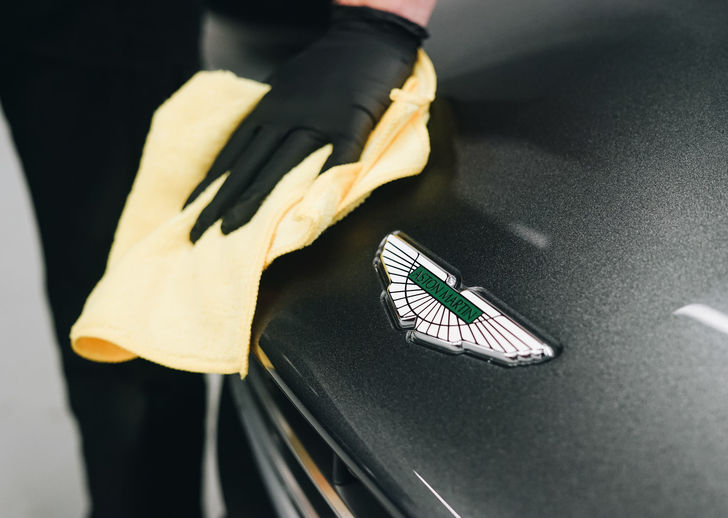 Aston Martin Bodyshop & Repairs