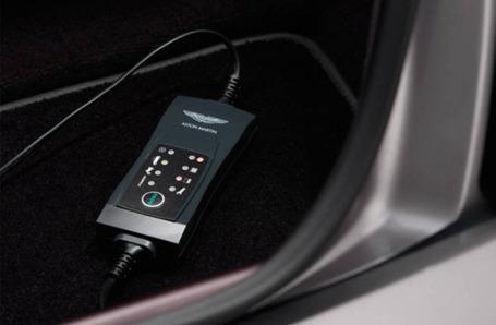 Aston Martin Battery Care