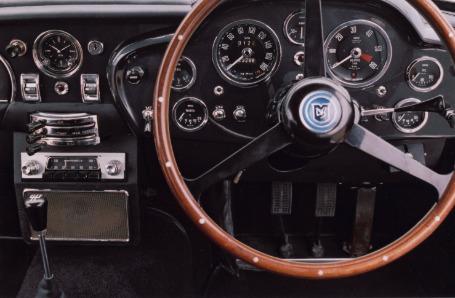 Classic Aston Martin Parts