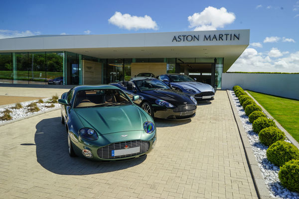 Sell Your Cherished Car To Aston Martin Bristol