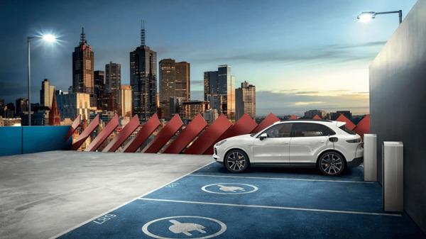 The Electric & Hybrid Porsche Range
